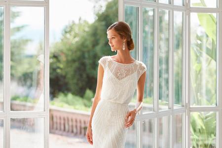 Vestidos de novia de la colección Gatsby, de Rosa Clará para 2022. ¡Deslumbrantes!