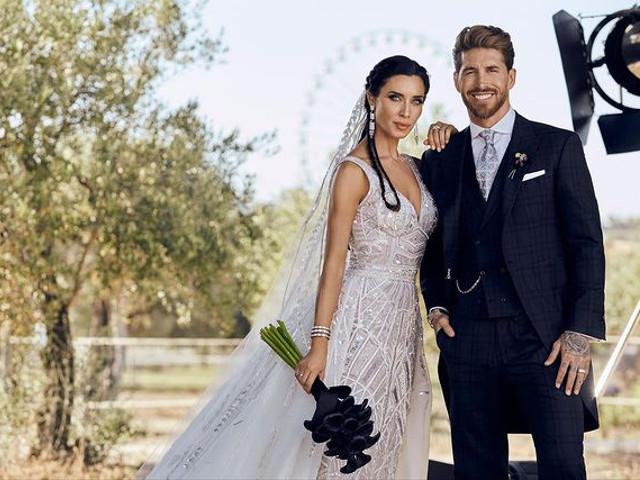 Copy boda: ¡todas las claves para tener una boda-festival como la de Sergio Ramos y Pilar Rubio!