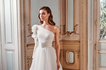 Descubre el exquisito universo bridal de Silvia Fernández Atelier... ¡y sucumbe a sus vestidos de novia 2021!