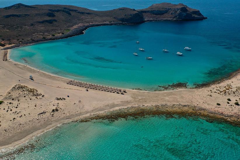 Grecia turismo, Peloponeso, un destino perfecto antes o después de la boda