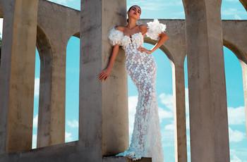 Tendencias en vestidos de novia 2021. ¡Irresistibles!