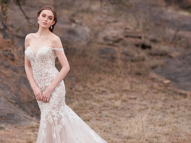 Vestidos de novia Allure Bridals 2021: cómodos y femeninos
