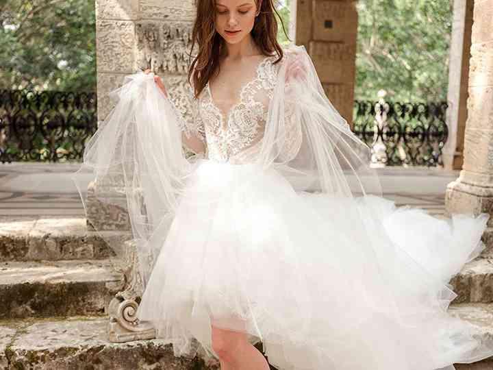 Vestidos De Novia Cortos 40 Modelos Irresistibles