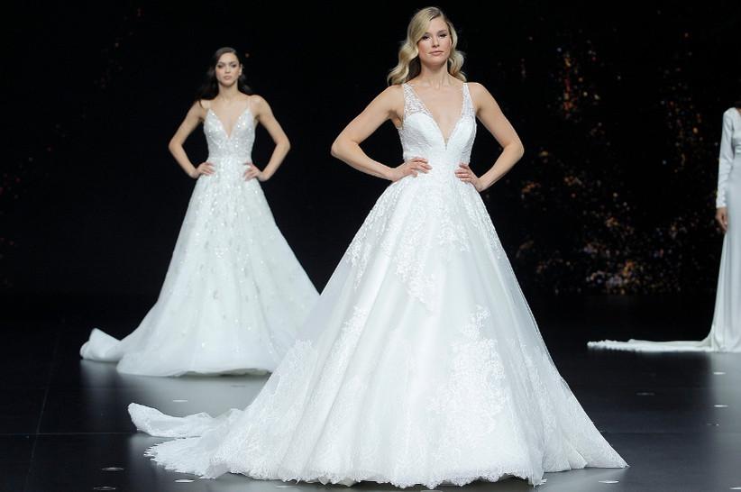 91be4feec78 Las 10 tendencias en vestidos de novia para 2020