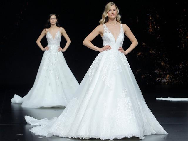 79be9f229 Las 10 tendencias en vestidos de novia para 2020