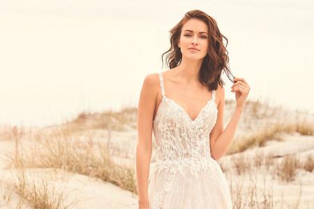 Vestidos de novia Lillian West 2020: románticos y 'boho'