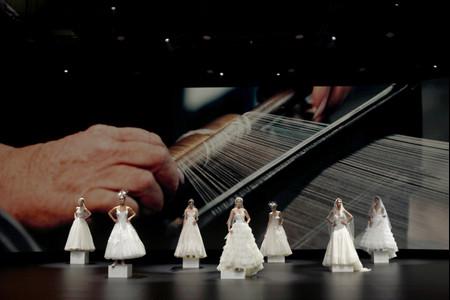Esta es la nueva colección de vestidos de novia Yolancris 2021 ¡amor por la artesanía!