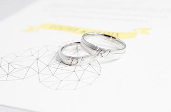 Únicas os ofrece una práctica guía de compra para acertar con vuestras alianzas de boda