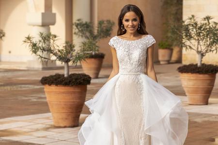 Vestidos de novia Daniela Di Marino 2021: deslumbra en tu boda