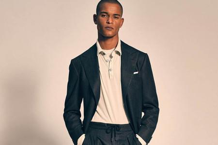 Los looks más 'cool' para invitados masculinos vistos en la Semana de la Moda de Milán 2021/22
