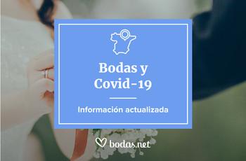 Bodas y coronavirus: ¿podemos casarnos? ¿A cuánta gente podemos invitar? Información actualizada en Bodas.net