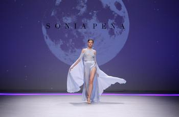 Vestidos de fiesta Sonia Peña 2020: ¡brillarás!