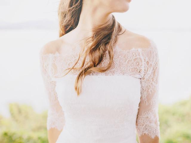 13 reglas de oro para la compra de tu vestido de novia