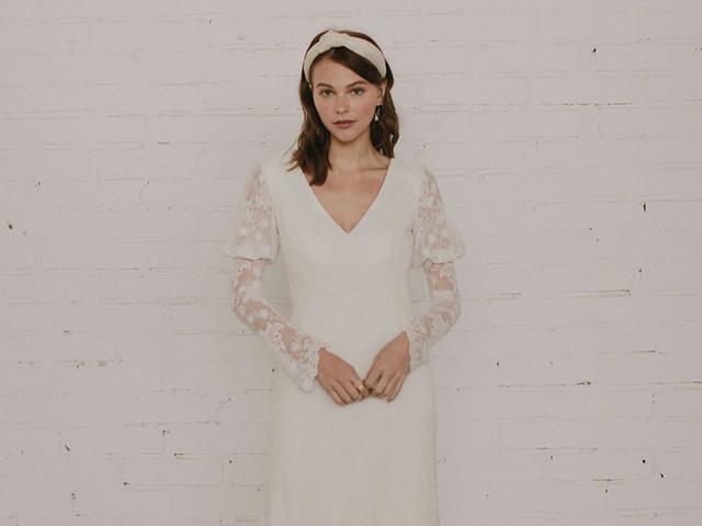 Vestidos de novia Otaduy 2020: innovación y elegancia