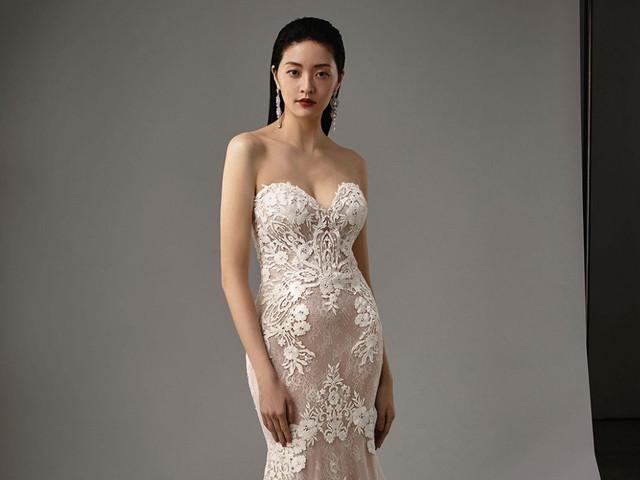 Vestidos de novia Enzoani 2020: pura elegancia