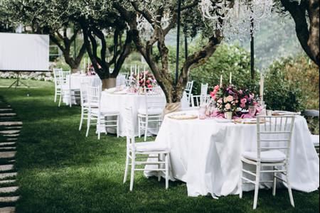 El catering de bodas, seguro ante el coronavirus