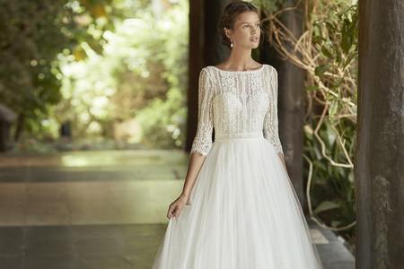 Vestidos de novia Adriana Alier 2021: ¡absolutamente mágicos!