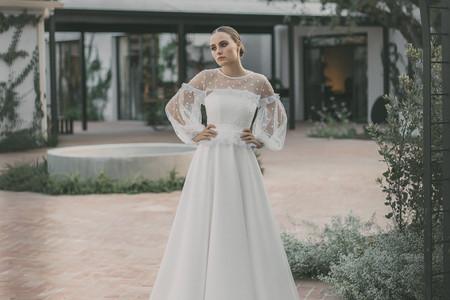 Vestidos de novia María Baraza 2020: diseños para soñar
