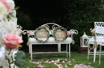 Bodas 'top': casarse en plena naturaleza
