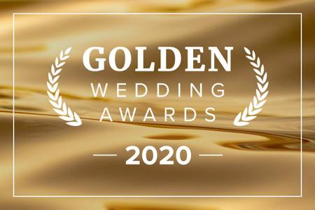 Entrega de la 6ª edición de los premios Golden Wedding Awards
