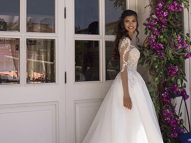 Vestidos de novia Oksana Mukha 2020: ¡sublimes!