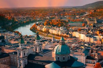 Luna de miel en Salzburgo: 10 propuestas llenas de romanticismo