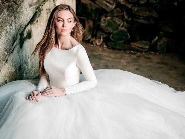 Vestidos de novia Madison James 2020: únicos y atemporales