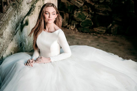 Vestidos de novia Madison James 2020: únicos y atemporales