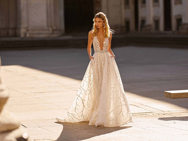 Vestidos de novia Berta Bridal 2020: glamur y seducción