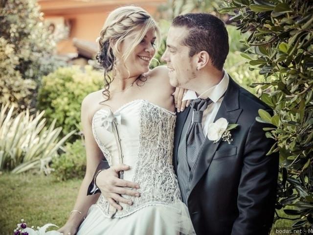 La boda de Jennifer y Mario en Miravent