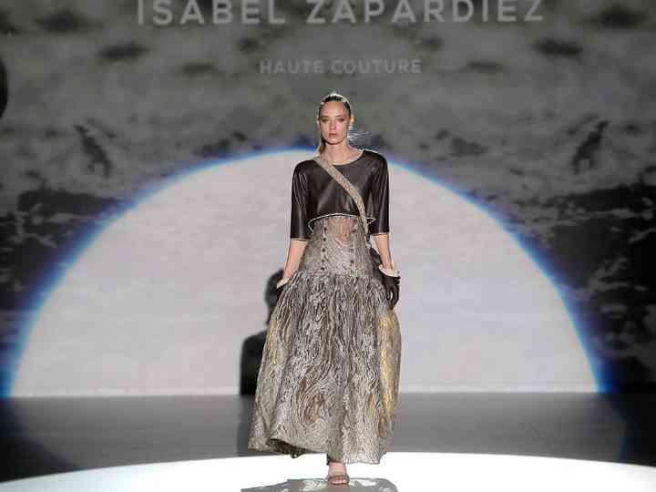 Vestidos de fiesta Isabel Zapardiez 2020