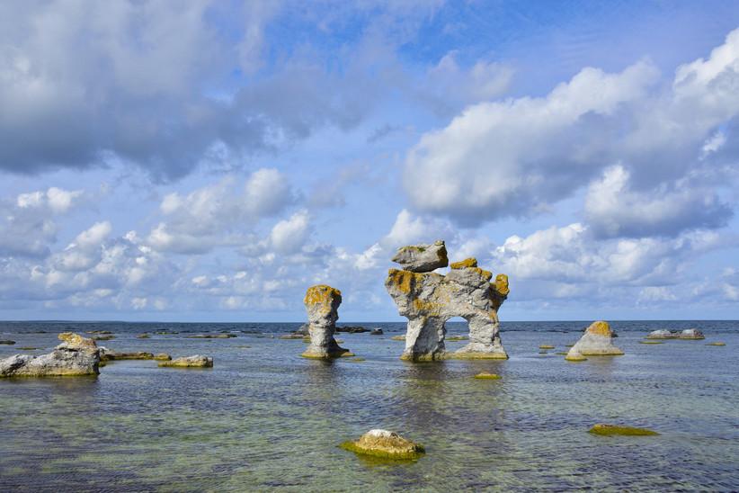 Isla de Gotland, Gamla Hamn