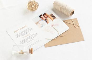 Textos para invitaciones de boda: 23 ideas originales
