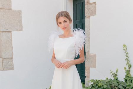 Los vestidos de novia convertibles de María Baraza 2021 te enamorarán. ¡Y es que son impresionantes!