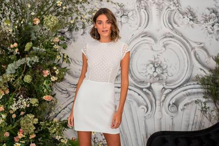 Vestidos de novia cortos. Los 50 modelos más irresistibles