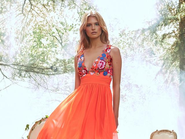 Vestidos de fiesta para ser la invitada de boda perfecta en verano (¡y no morir en el intento!)