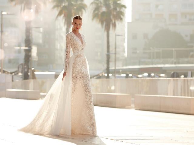 Brisa: la nueva colección de vestidos de novia de Manu García 2022 inspirada en el mar que te fascinará