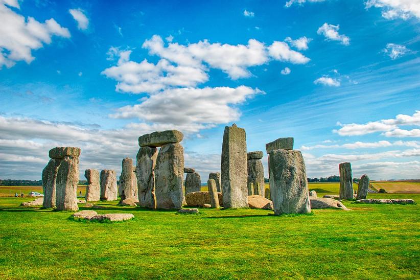 Stonehenge, en el sur de Inglaterra