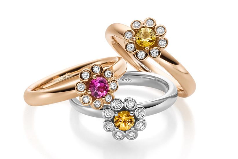 Staring: anillos de compromiso y alianzas para el día de la boda