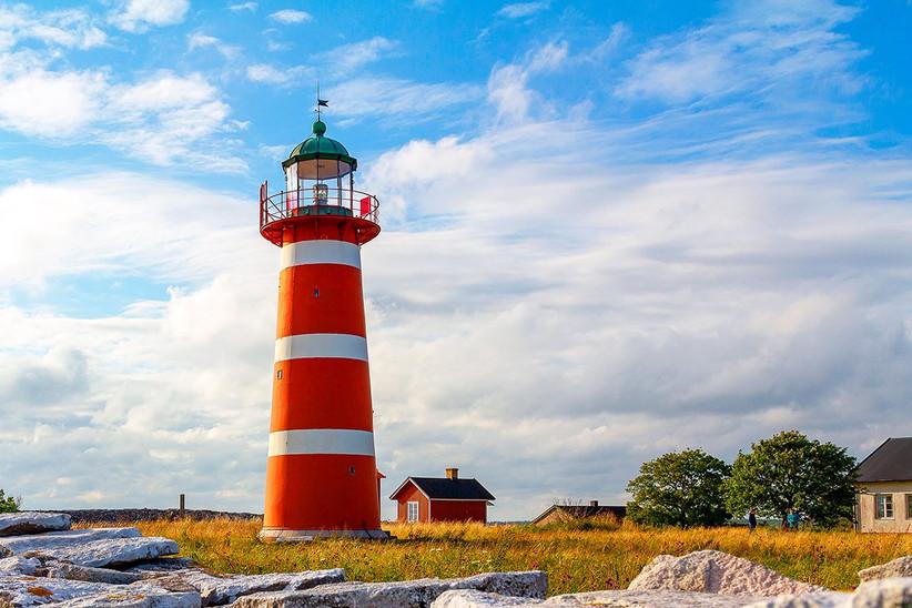 Isla de Fårö, junto a Gotland