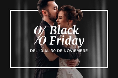 Este Black Friday, ¡el amor no se para!