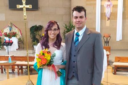 """Una boda por etapas. Así ha sido el """"sí, quiero"""" de Elena y Alberto"""