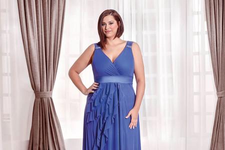 Vestidos de fiesta en tallas grandes: los 40 modelos más bonitos
