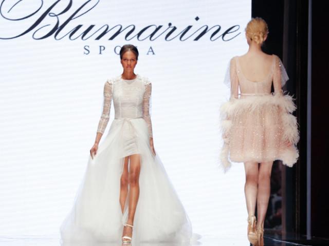 Vestidos de novia Blumarine 2020