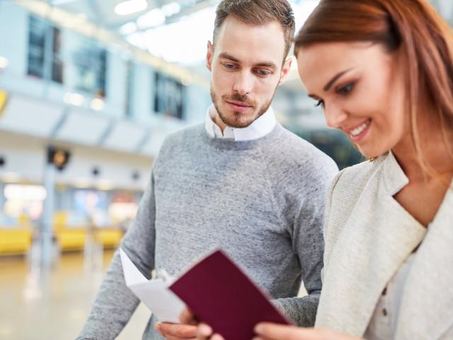 Luna de miel: ¡recordad renovar el pasaporte!