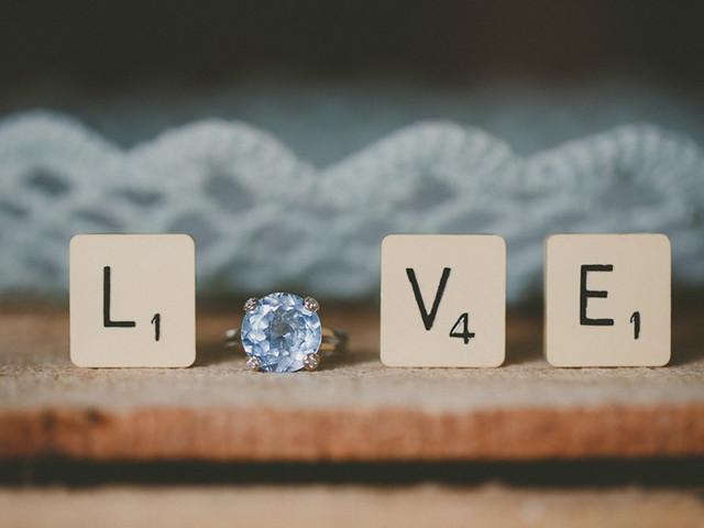 Cómo conseguir la mejor foto del anillo de compromiso