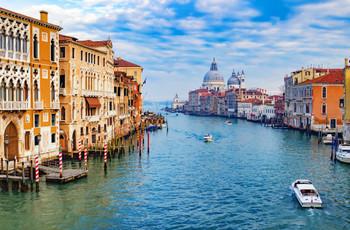 Luna de miel en Venecia: el destino top para enamorados