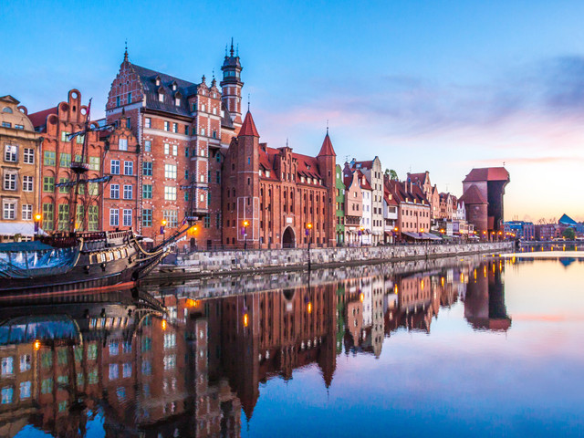 7 propuestas para una luna de miel inolvidable en Polonia