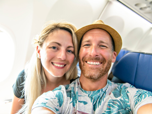 10 consejos para el largo vuelo de la luna de miel