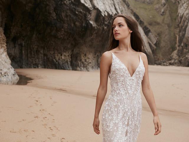 Vestidos de novia Anna Kara 2020: encanto bohemio